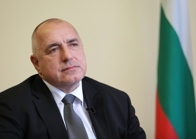 Премиерът Борисов проведе разговор с посланика на Франция Флоранс Робин