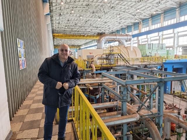 Министър Димитров извърши проверка на част от енергийните и напоителни язовири