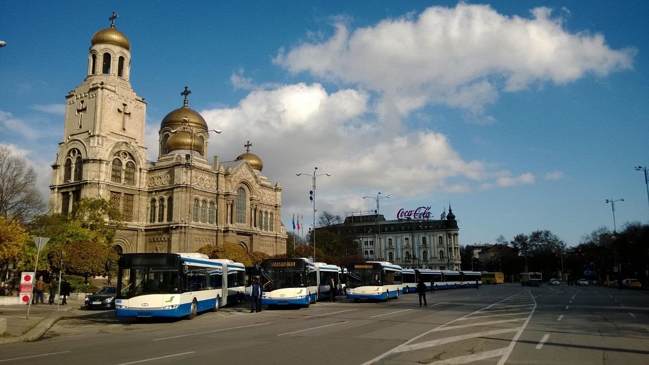 Одобриха икономическата рамка на обществения транспорт на Варна за 2021 г.