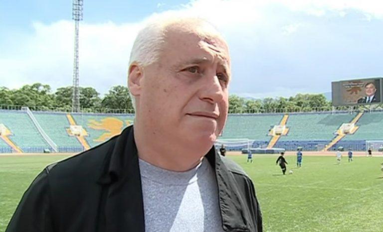 Напусна ни Георги Димитров – Джеки