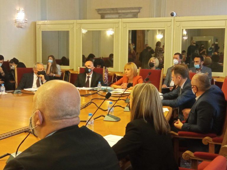 Мая Манолова: Оценката ни за служебния кабинет ще зависи от работата му по сигналите на Комисията по ревизията и Илчовски
