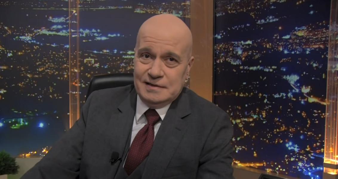Слави намекна, че може да се кандидатира за президент