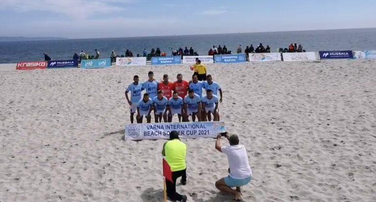 """Спартак"" Варна с втора победа на Varna International Beach Soccer Cup 2021 (видео)"