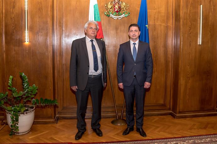 Министър Бойко Рашков: Нашата приоритетна задача e да гарантираме провеждането на честни и прозрачни избори