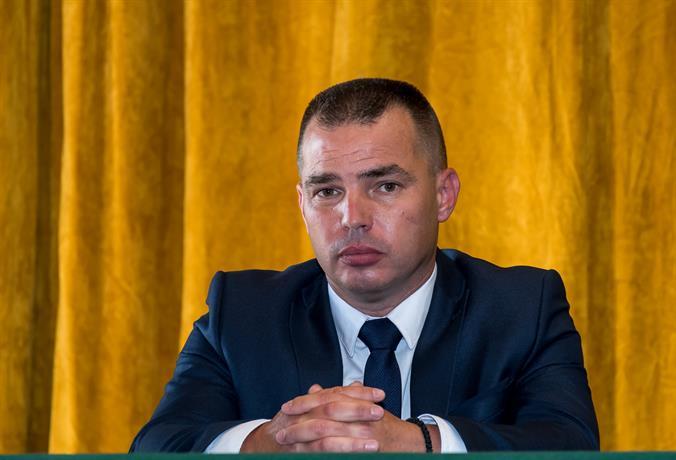 Ст. комисар Антон Златанов е назначен за директор на СДВР