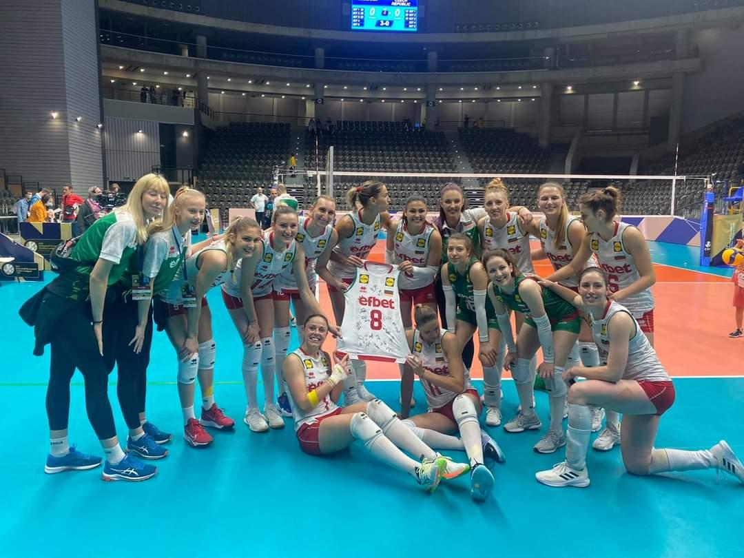 България на финал в Златната лига след победа над Чехия