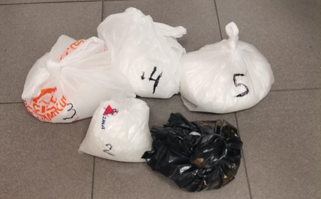 Гранични полицаи и митничари разкриха над 4,5 кг метамфетамин