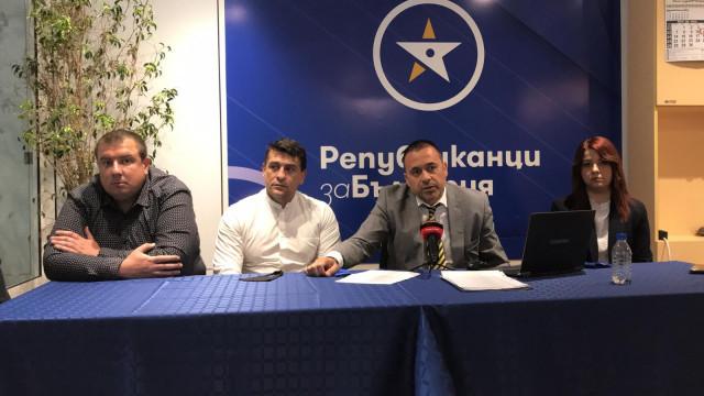 Републиканци за България – Варна обяви официално листата си с кандидати за народни представители