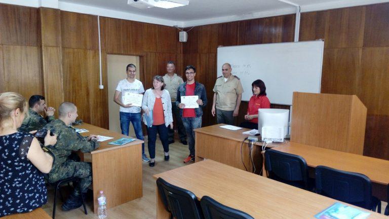 Отборът на ТУ – Варна на първо място в състезание по приложна електроника