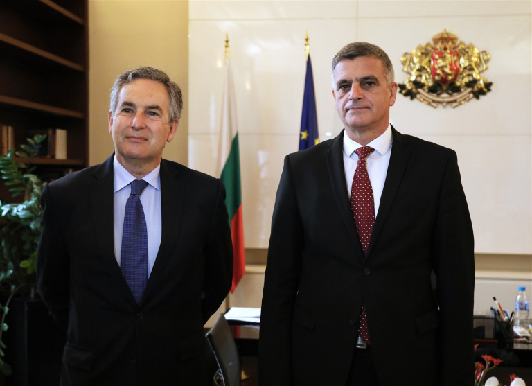 Министър-председателят Стефан Янев проведе среща с посланика на Кралство Испания Алехандро Поланко Мата
