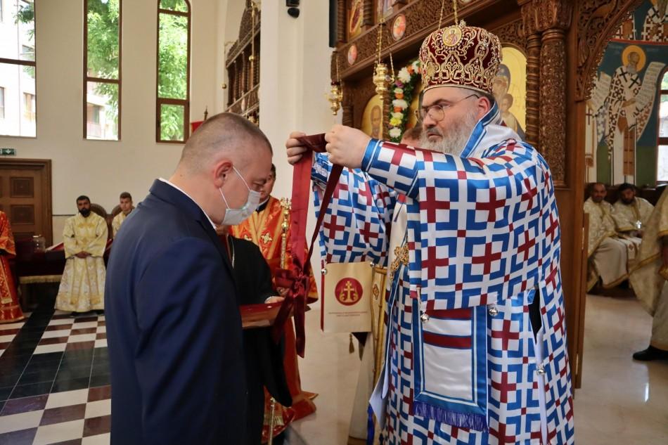 Новият храм на Варна чества своя празник
