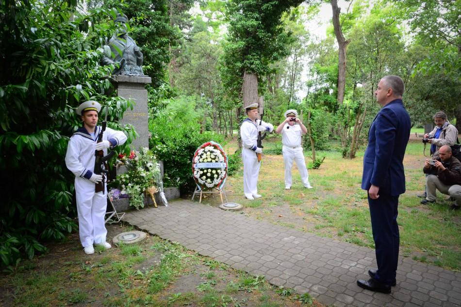 Варна почeте Ботев и загиналите за свободата на България