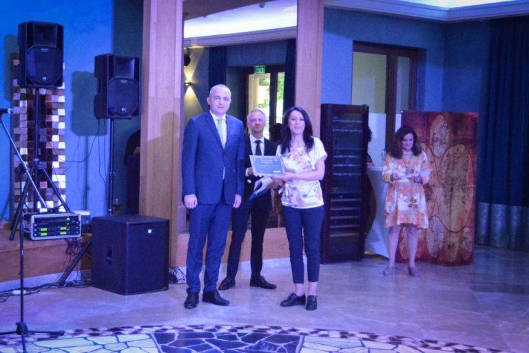 Наградиха браншови организации по повод юбилея на Варна – 100 години курортен град