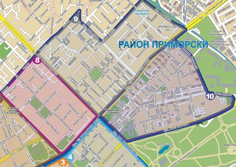"""Продължава подновяването на годишните абонаменти за """"Синя зона – широк център"""""""