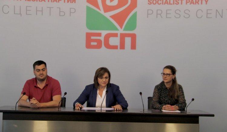 Корнелия Нинова: 60-те човека на протеста от 82 000 членове показват силата на вътрешната опозиция – те не представляват никого, освен себе си