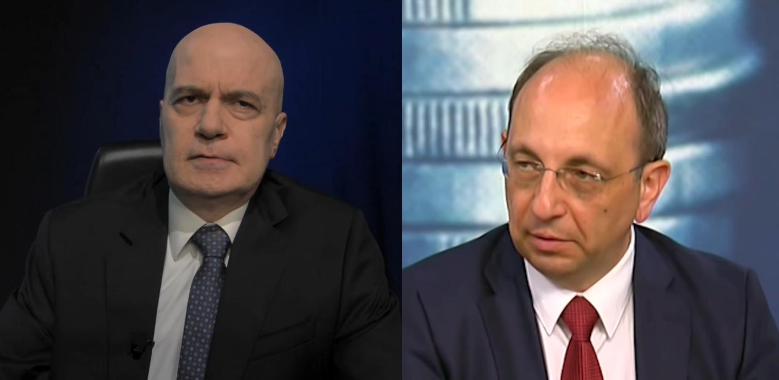 Слави Трифонов обяви, че оттегля номинацията на Николай Василев за премиер