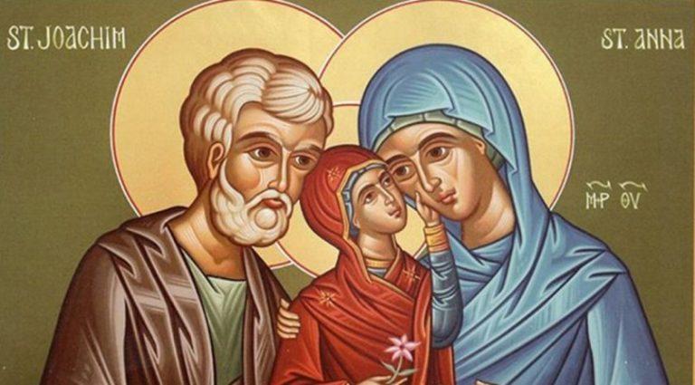 Почитаме Света Анна – майката на Дева Мария