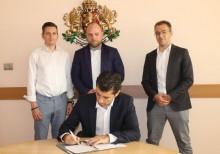 Министър Петков подписа Декларация за създаване на по-благоприятни условия за стартиращите фирми