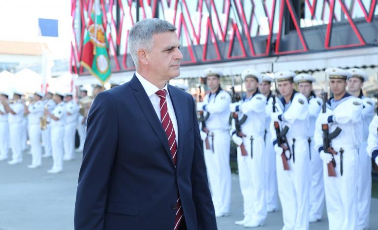 Премиерът Янев във Варна: Отговорността на партиите към българските граждани ще проличи в следващите дни