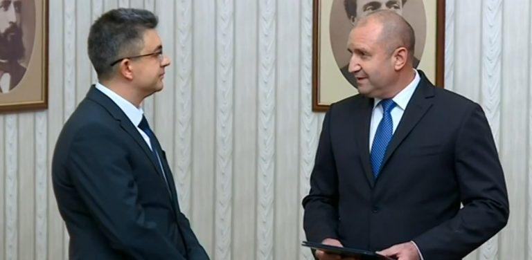 Пламен Николов е кандидатът за премиер на ИТН