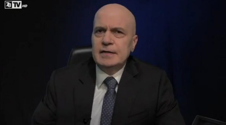 Слави Трифонов представи предложенията на ИТН за нови министри (видео)