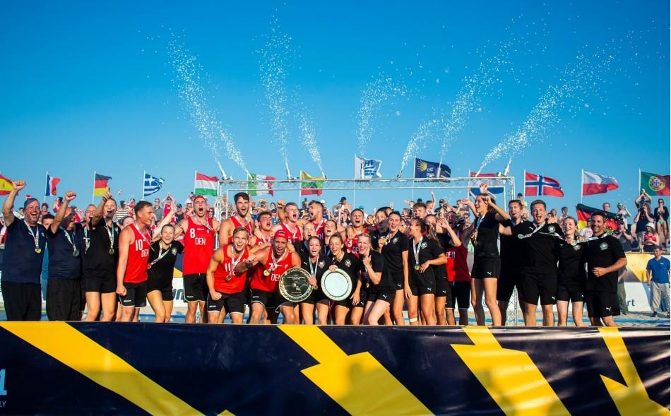 Завърши Европейското първенство по плажен хандбал