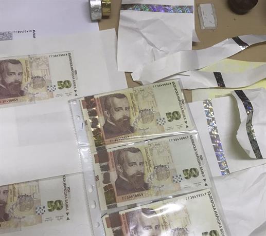 Криминалисти на ОДМВР – Русе разкриха печатница за неистински парични знаци