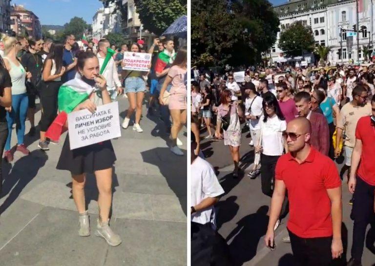 Ресторантьорите протестираха във Варна