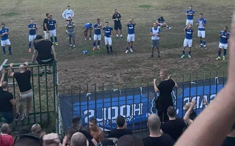 """""""Спартак"""" Варна и """"Добруджа"""" не се победиха в Добрич"""