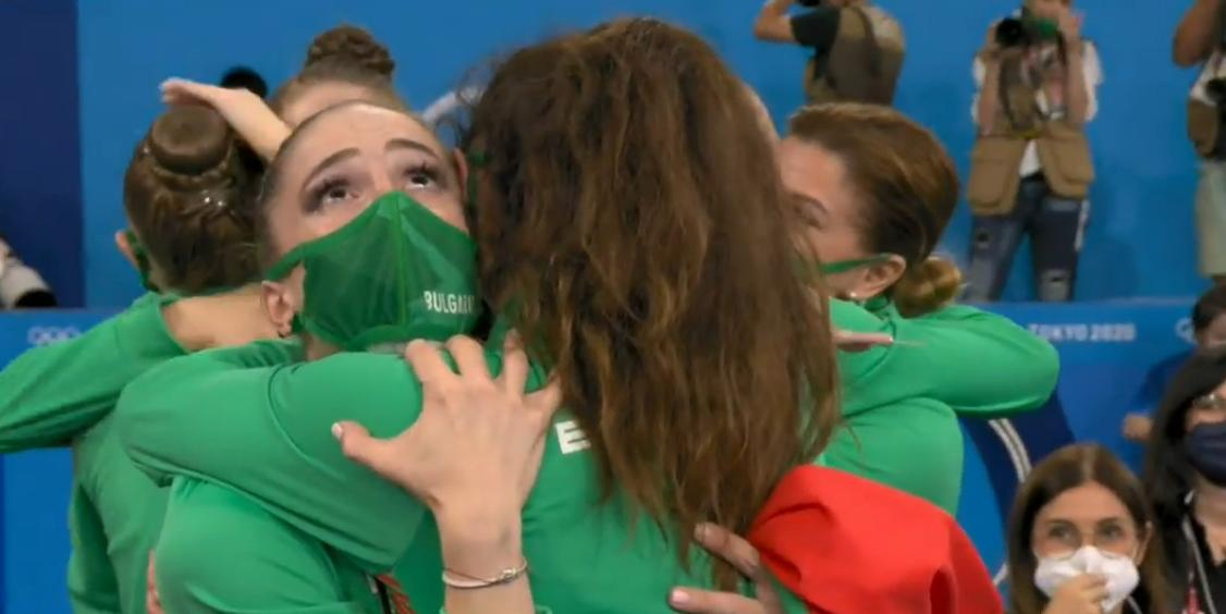 Българският ансамбъл спечели златото в Токио