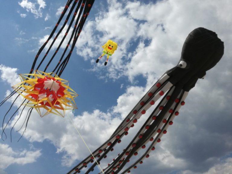 Фестивал на хвърчилата събира фенове в Аспарухово