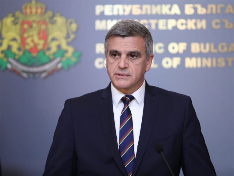 Премиерът Стефан Янев: Разработихме мерки в енергийната сфера, които ще намалят тежестта върху българския бизнес