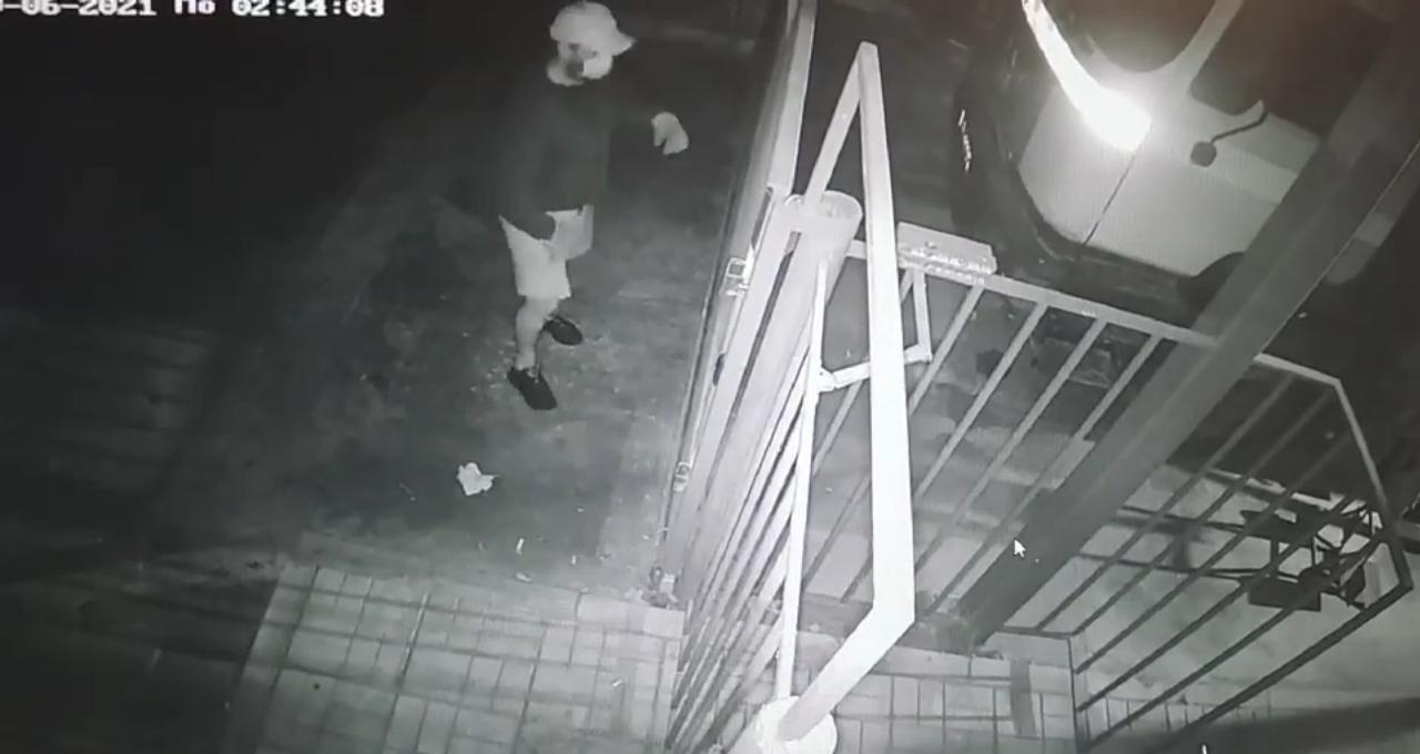 Награда от 10 000 лева дават за разпознаването на крадец