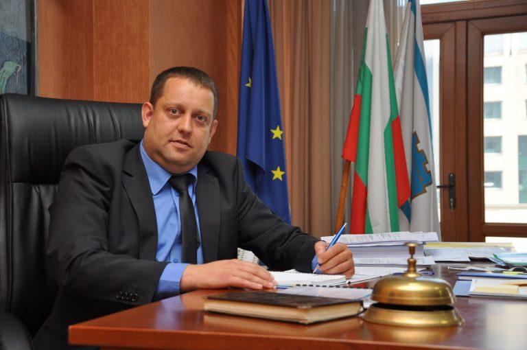 Тодор Балабанов остава на поста председател на Общински съвет – Варна