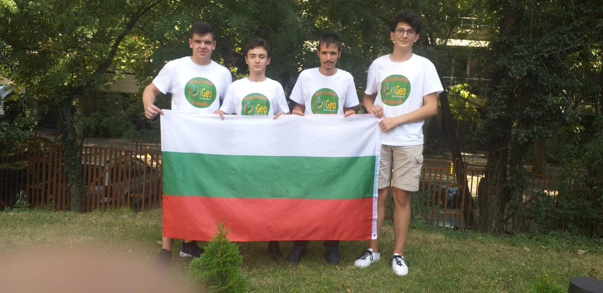 Ученици от МГ завоюваха за България златен и сребърен медал от Международната олимпиада по география