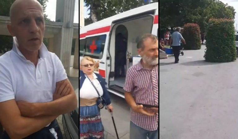 Видео: Варненци атакуваха и затвориха пункт за ваксинации