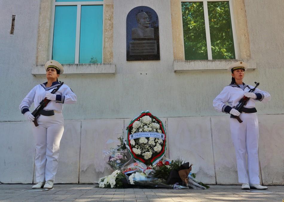 Варна отбеляза 136 години от Съединението на Княжество България и Източна Румелия