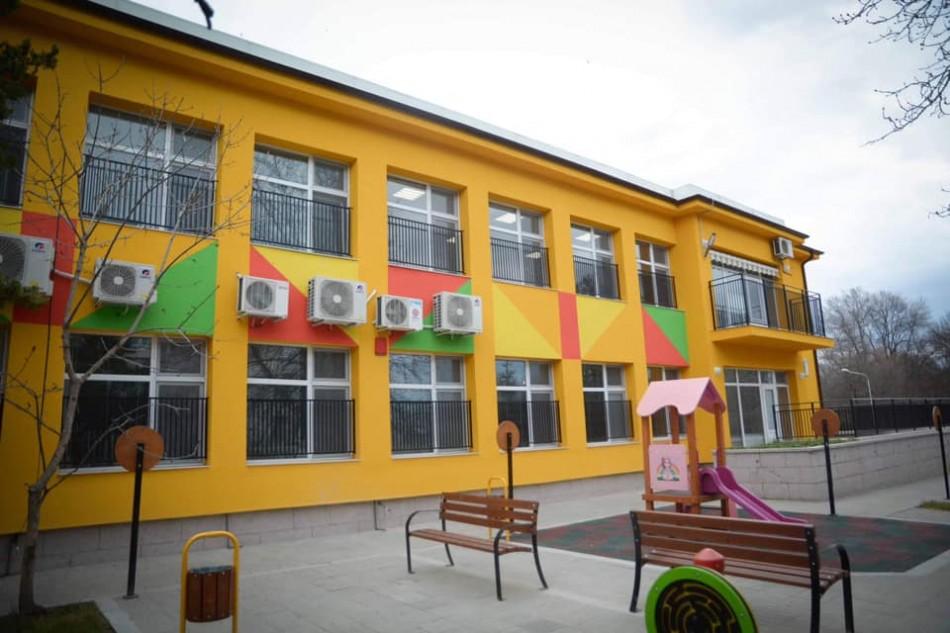 130 свободни места са обявени за прием в детските ясли