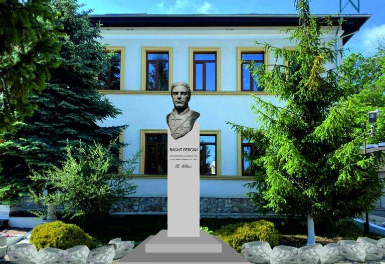 Изграждат паметник на Васил Левски в Бяла