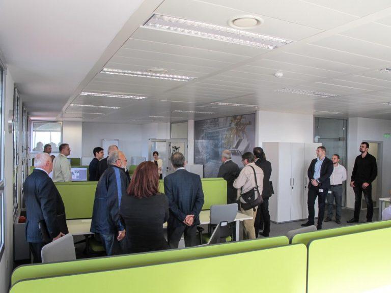 Сименс разширява офиса си във Варна